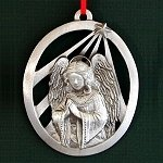 Hampshire Pewter Christmas Ornaments
